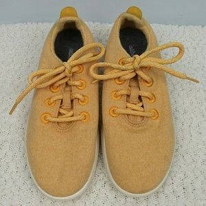 Allbirds Merino Wool Runners Tuke Honey 7 Sneakers
